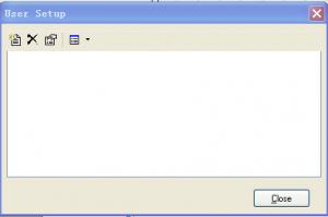 扫描ftp账号设置
