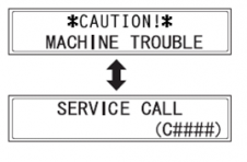 AD166/216故障代码列表
