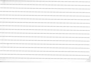震旦ADC208出现有规律的线条