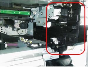 复印机主电机故障异响
