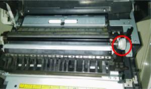 复印机对位故障