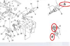 震旦AD166复印机经常异响