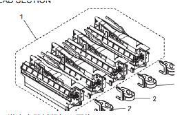 震旦ADC208激光组件