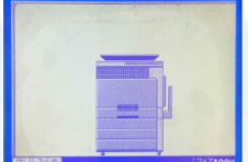 震旦ADC223机器异常关机