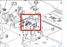 复印机纸盒传感器
