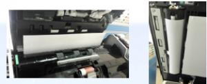 复印机送稿器皮带松动问题