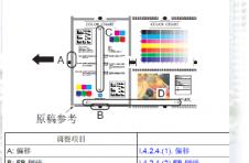 震旦ADC223机器打印复印正常,扫描件有黑线