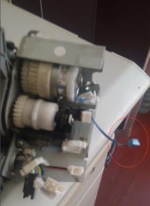 复印机进纸电机