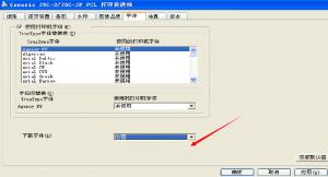日文系统无法打印