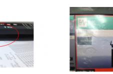 柯尼卡美能达283送稿器进纸有时会显示卡纸,无法进纸