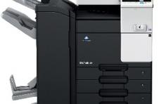 柯尼卡美能达复印机Bizhub 287复印机基本配置和功能