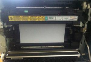 复印机对位卡纸