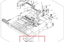 震旦AD289纸盒更换经常被隔离