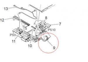 纸盒传感器