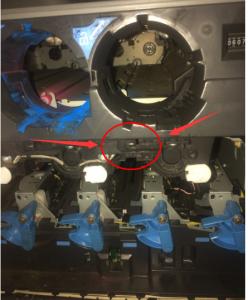 碳粉补充传感器